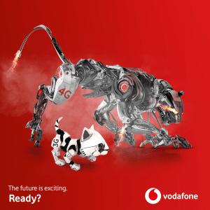 4G-покрытие оператора Vodafone в 1 квартале 2019 года возросло до 57% охвата населения Украины
