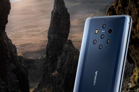 Перестарались. Обновление ПО Nokia 9 PureView привело к тому, что встроенный в смартфон сканер отпечатков пальцев теперь срабатывает от чего угодно