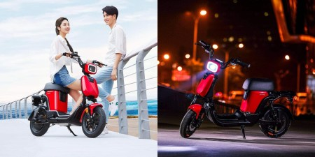 Xiaomi представила дешевый электромопед Himo T1