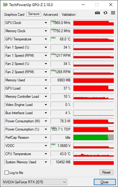 Обзор видеокарты ASUS ROG-STRIX-RTX2070-O8G-GAMING: игра на