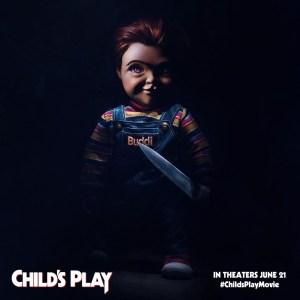 В перезапуске фильма ужасов Child's Play / «Детские игры» кукла Чаки превратилась в робота, способного управлять гаджетами и умным домом [трейлер]