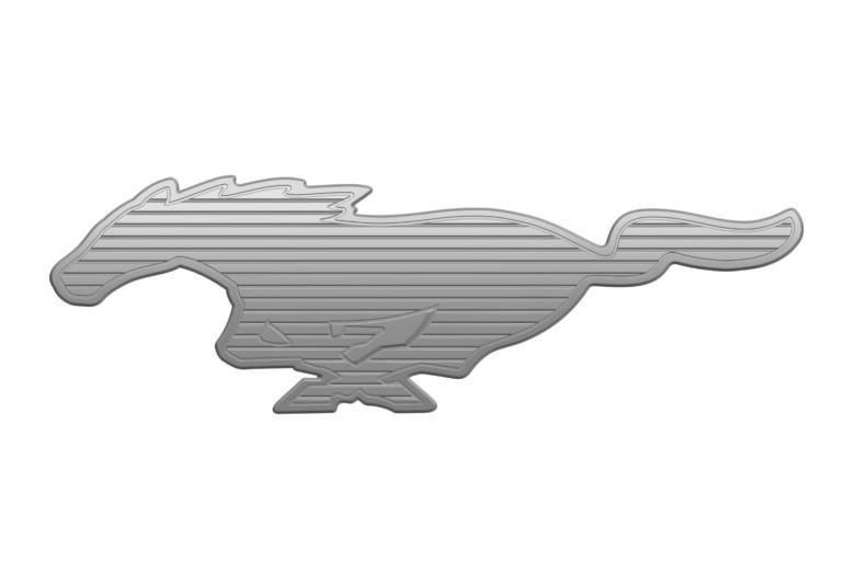 """Ford запатентовал имя """"Mustang Mach-E"""" и новый логотип с галопирующим жеребцом для будущего электрокроссовера или гибридного Mustang (плюс свежий рендер новинки)"""