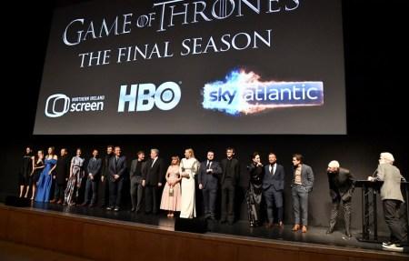 Премьера финального сезона сериала Game of Thrones / «Игра престолов» побила рекорд просмотров с результатом 17,4 млн зрителей