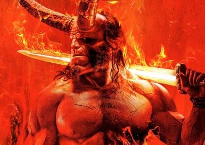 Рецензия на фильм Hellboy / «Хеллбой»