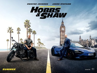 «Черный супермен»: Новый трейлер боевика «Fast and Furious: Hobbs & Shaw» / «Форсаж: Хоббс и Шоу» с Дуэйном Джонсоном, Джейсоном Стейтемом и Идрисом Эльбой