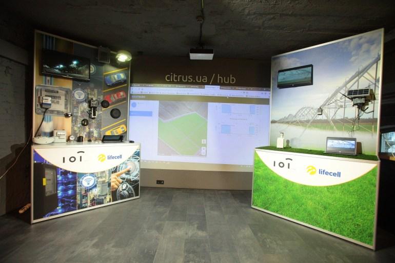 """lifecell в партнерстве с IoT Ukraine развернул сеть """"Интернета вещей"""" в трех областных центрах Украины"""
