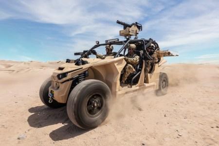 Nikola Motor представила пять электрических средств передвижения, включая военный внедорожник Nikola Reckless, гражданский багги Nikola NZT и гидроцикл Nikola WAV