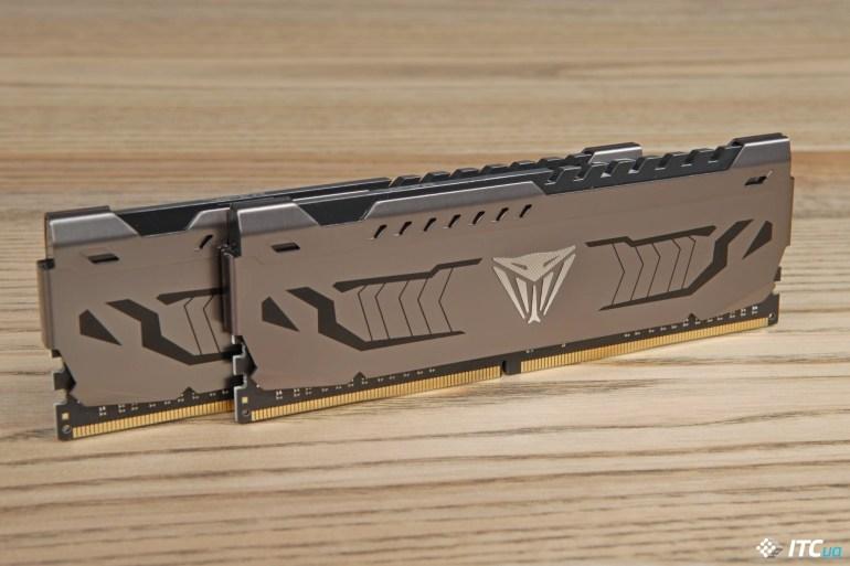 Обзор модулей памяти Patriot Viper Steel DDR4-3866 16 ГБ