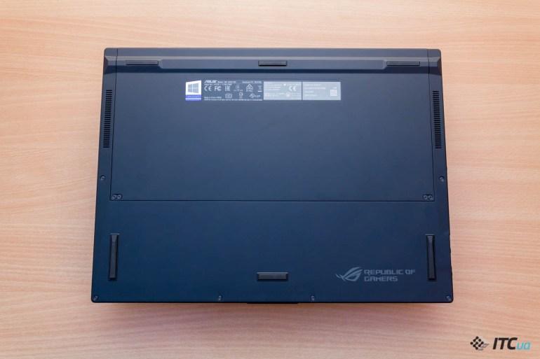 ROG Zephyrus S GX531GX — обзор игрового ноутбука ASUS