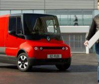 Концепт грузового электромобиля Renault EZ-FLEX с запасом хода 150 км предоставят для двухлетнего тестирования курьерским службам Европы - ITC.ua
