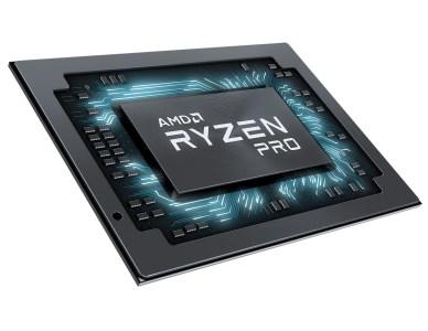 AMD представила новые APU Ryzen Pro 3000 и Athlon Pro для ноутбуков
