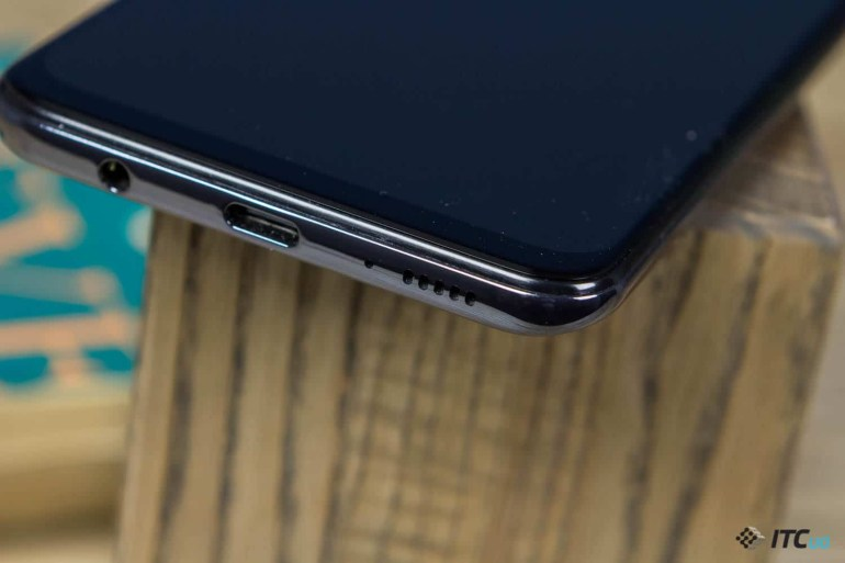Galaxy A50 динамик