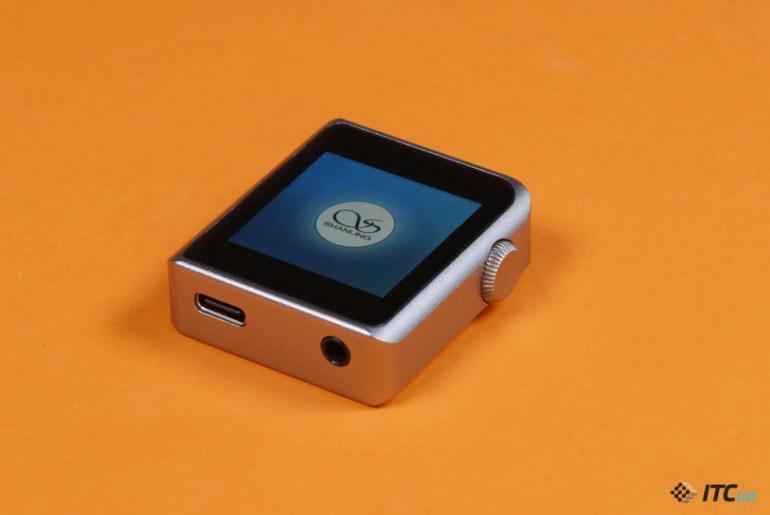 Shanling m0 - Hi-Res плеер размером со спичечный коробок