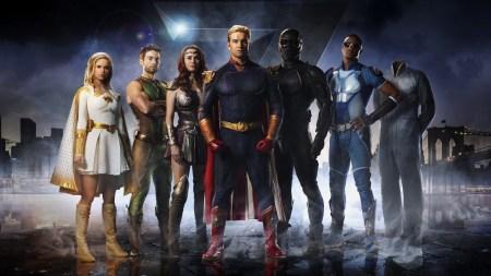 «The Boys» / «Пацаны» — новый сериал о супергероях для взрослых от Amazon, премьера состоится 26 июля 2019 года [NSFW-трейлер]