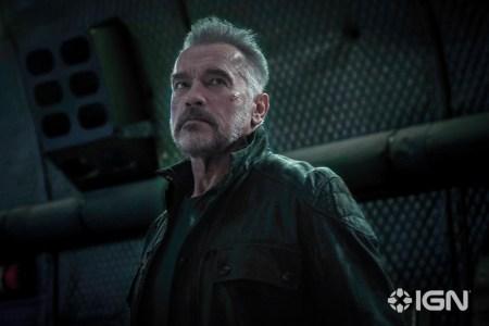 Paramount Pictures опубликовала свежие фотографии героев фильма Terminator: Dark Fate / «Терминатор: Темная судьба», премьера состоится 1 ноября 2019 года