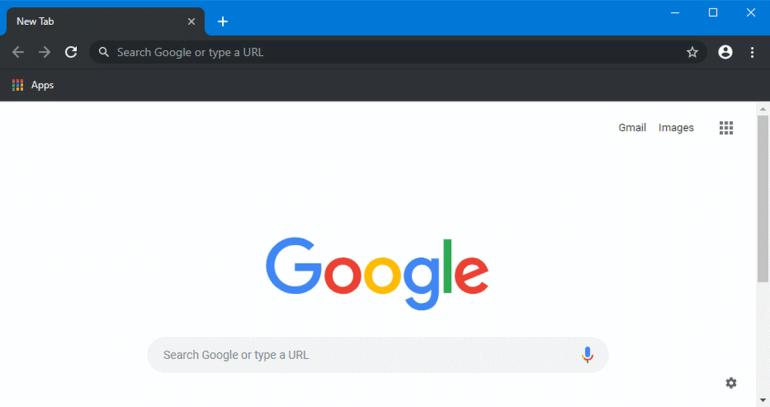 В стабильной версии Chrome 74 появилось тёмное оформление и защита от обнаружения сайтами режима инкогнито