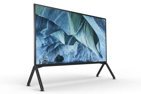 Стали известны цены новых телевизоров Sony модельного ряда 2019 года: монструозный 98-дюймовый 8K-телевизор Bravia Master Z9G оценили в $70 тыс. (аналог Samsung стоит $100 тыс.)