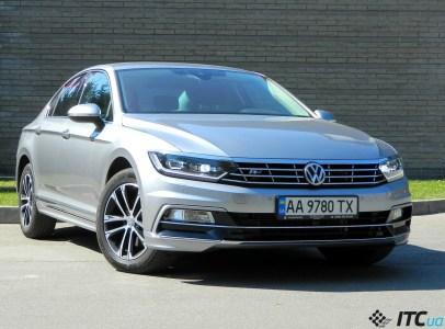 Тест-драйв Volkswagen Passat: вышколенная «порода», адекватная цена