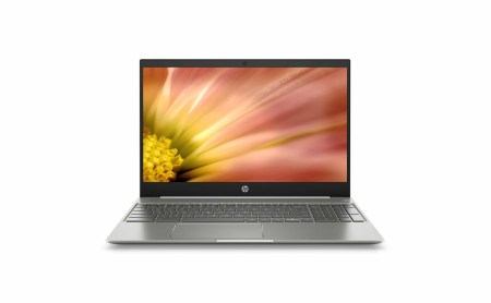 Первый 15-дюймовый хромбук HP Chromebook 15 предлагает сенсорный экран IPS и полноразмерную клавиатуру с цифровым блоком за $449