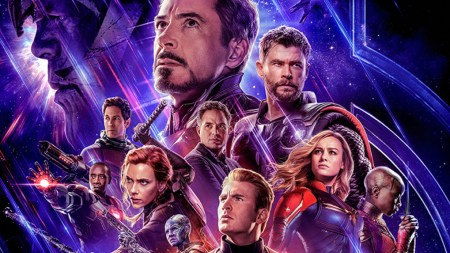 Капитан Америка и Железный человек мирятся и вместе с остальными предстают перед Таносом в новом трейлере четвертых «Мстителей»