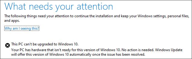 Установка Windows 10 May 2019 Update блокируется на компьютерах с подключенной флешкой