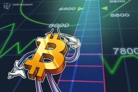 Bitcoin уже стоит дороже $8000
