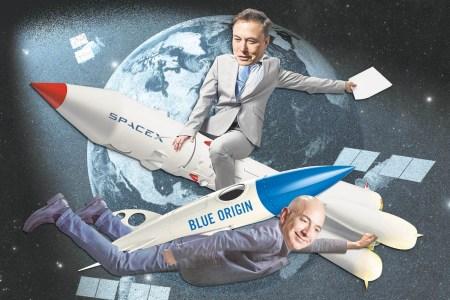 Илон Маск назвал концепцию цилиндров О'Нила, поддерживаемую Джеффом Безосом, «бессмысленной»