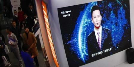 Китайский интернет-поисковик Sogou займется созданием ИИ-телеведущих для других стран