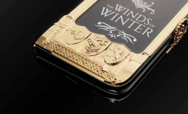 Caviar оформила гибкий смартфон Samsung Galaxy Fold в стиле «Игры престолов» и просит за него... свыше $8000! - ITC.ua