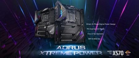 Галерея дня: новые флагманские платы ASUS, GIGABYTE и MSI на новом чипсете AMD X570 для 7-нм процессоров Ryzen 3000 [Computex 2019]