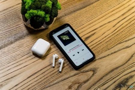 Apple AirPods 2: новый чип и беспроводная зарядка в привычном корпусе
