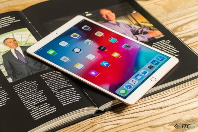 iPad Air 2019: проще «прошки» 2017 года, но быстрее - ITC.ua