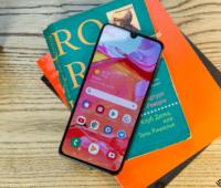 Galaxy A70 — обзор смартфона от Samsung - ITC.ua