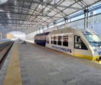 «Укрзалізниця» запускает сдвоенные составы Kyiv Boryspil Express в часы пик, экспресс перевёз уже 300 тыс. пассажиров - ITC.ua