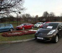 За первую треть текущего года в Западной Европе продали рекордные 100 тыс. электромобилей (но это всего 2% в структуре продаж автомобилей) - ITC.ua