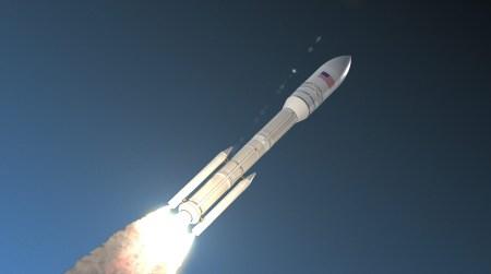 Огневые испытания двигателя ракеты OmegA закончились взрывом сопла, но в целом признаны успешными