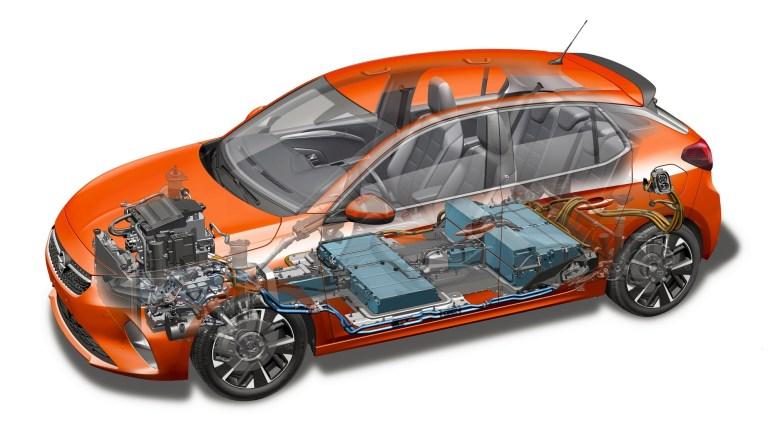 Представлен серийный электромобиль Opel Corsa-e с мощностью 100 кВт, батареей на 50 кВтч и запасом хода 330 км (WLTP)