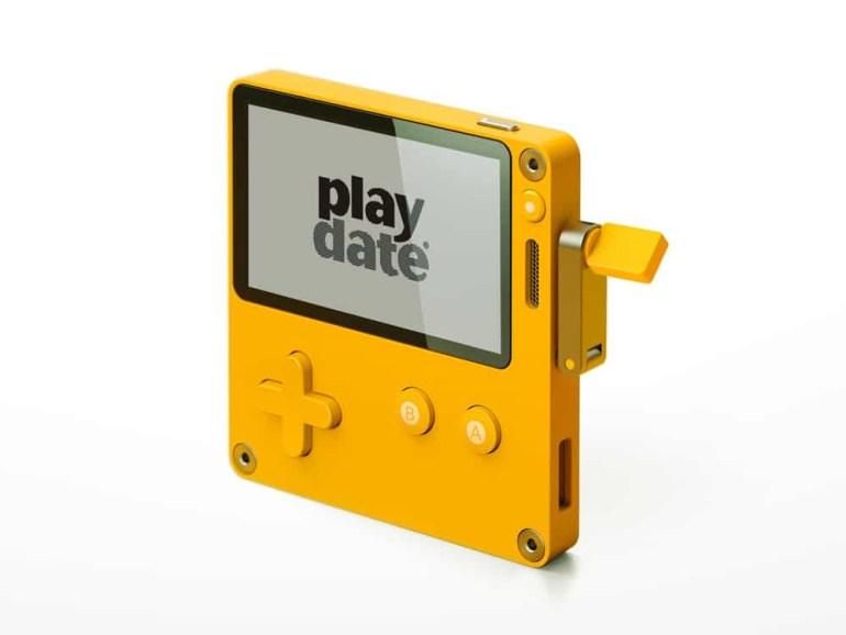 """Panic анонсировала мобильную консоль Playdate с черно-белым экраном, встроенными играми и """"заводной рукояткой"""""""