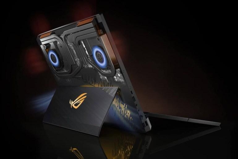 ASUS ROG Zephyrus S, M и G: все тонкости игровых ноутбуков