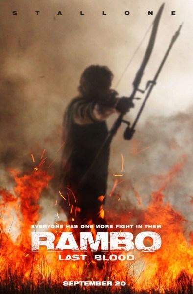 """Первый трейлер боевика Rambo: Last Blood / """"Рэмбо: Последняя кровь"""" с Сильвестром Сталлоне, премьера назначена на 20 сентября 2019 года"""