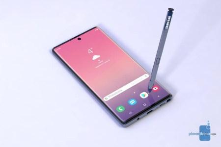 Новая утечка раскрывает изменения и особенности смартфонов Samsung Galaxy Note 10 и Galaxy Note 10 Pro