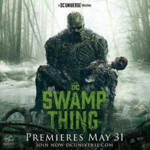 Первый полноценный трейлер сериала Swamp Thing / «Болотная тварь» для DC Universe от автора «Аквамена» Джеймса Вана