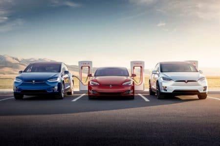 Tesla начала ограничивать заряд батарей до 80% емкости на самых загруженных станциях Supercharger (ограничение затронуло 17% всех станций в США) - ITC.ua