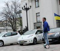 В апреле украинцы приобрели 535 электромобилей, что на 67% выше прошлогодних показателей. Новые Jaguar I-Pace вышли на пятое место рейтинга, почти догнав Renault Zoe - ITC.ua