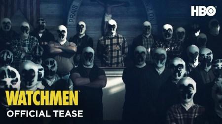 Первый тизер-трейлер сериала Watchmen / «Хранители» от Деймона Линделофа для канала HBO