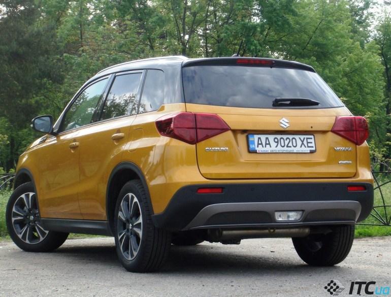 Тест-драйв Suzuki Vitara 2019: ТОП-5 вопросов и ответов (плюс сравнение моторов 1.0 и 1.4)