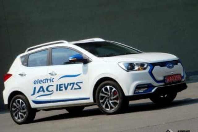 Тест-драйв JAC iEV7S: самый выгодный новый электрокар в Украине? - ITC.ua