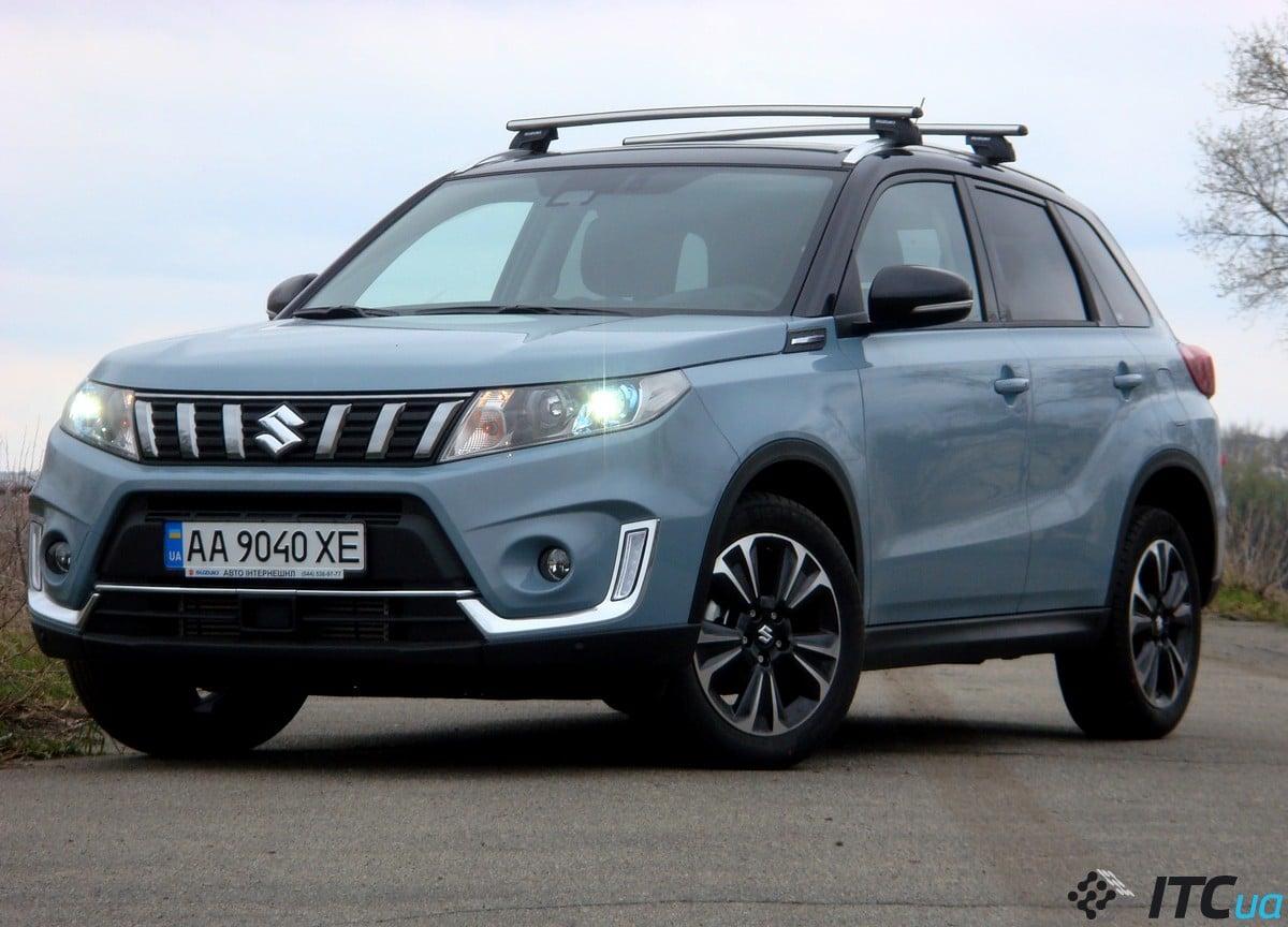 Тест-драйв Suzuki Vitara 2019: ТОП-5 вопросов и ответов