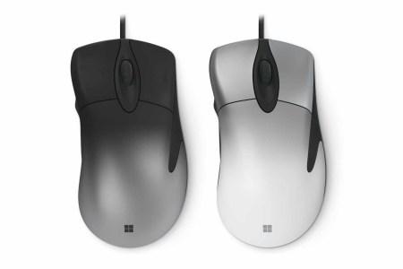 Легендарная мышь Microsoft возвращается на рынок в виде геймерской версии Pro IntelliMouse стоимостью $60