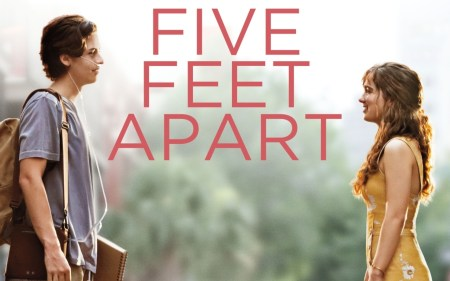 Рецензия на фильм «За пять шагов до любви» / Five Feet Apart
